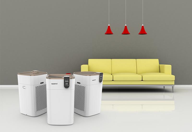 呼吸道感染患者的福利,瓦尔特KJ600F-G6S空气净化器