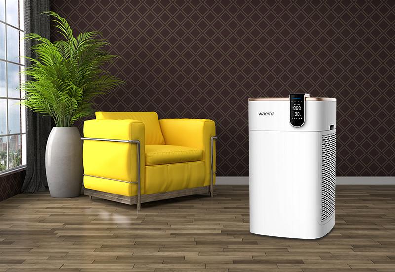 双旦钜惠来袭  瓦尔特两款热销空气净化器推荐